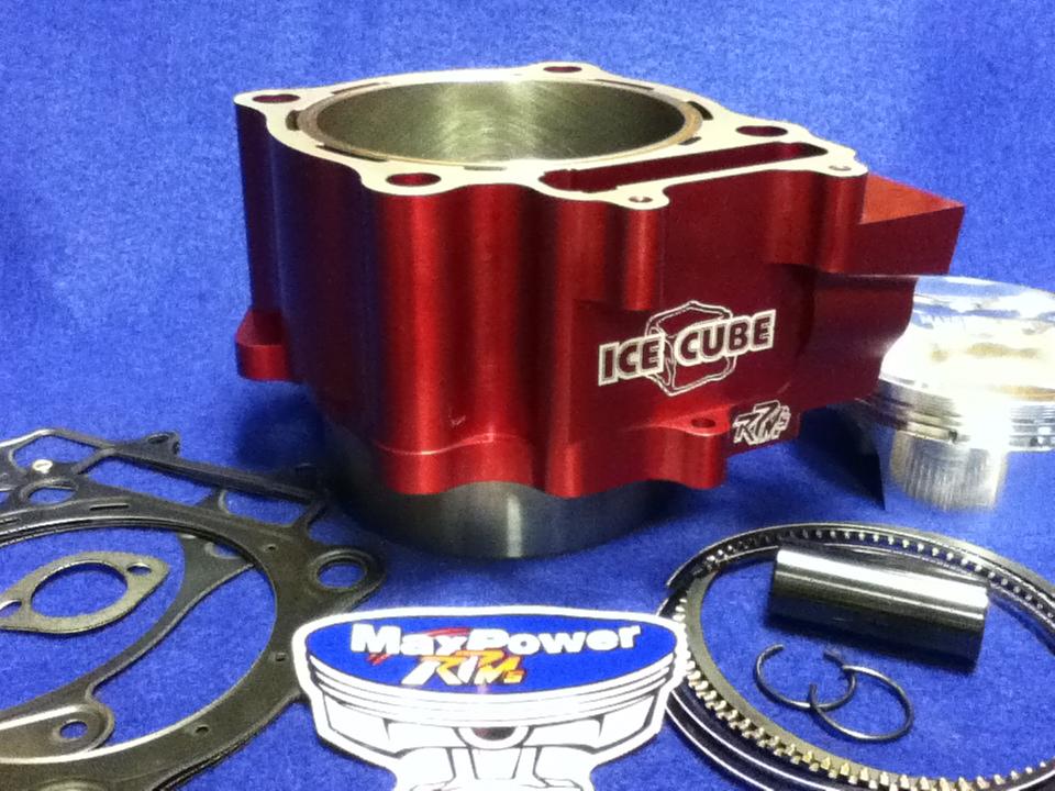 2004-2009 Yamaha YFZ 450 ATV Cylinder Works Big Bore Gasket Kit